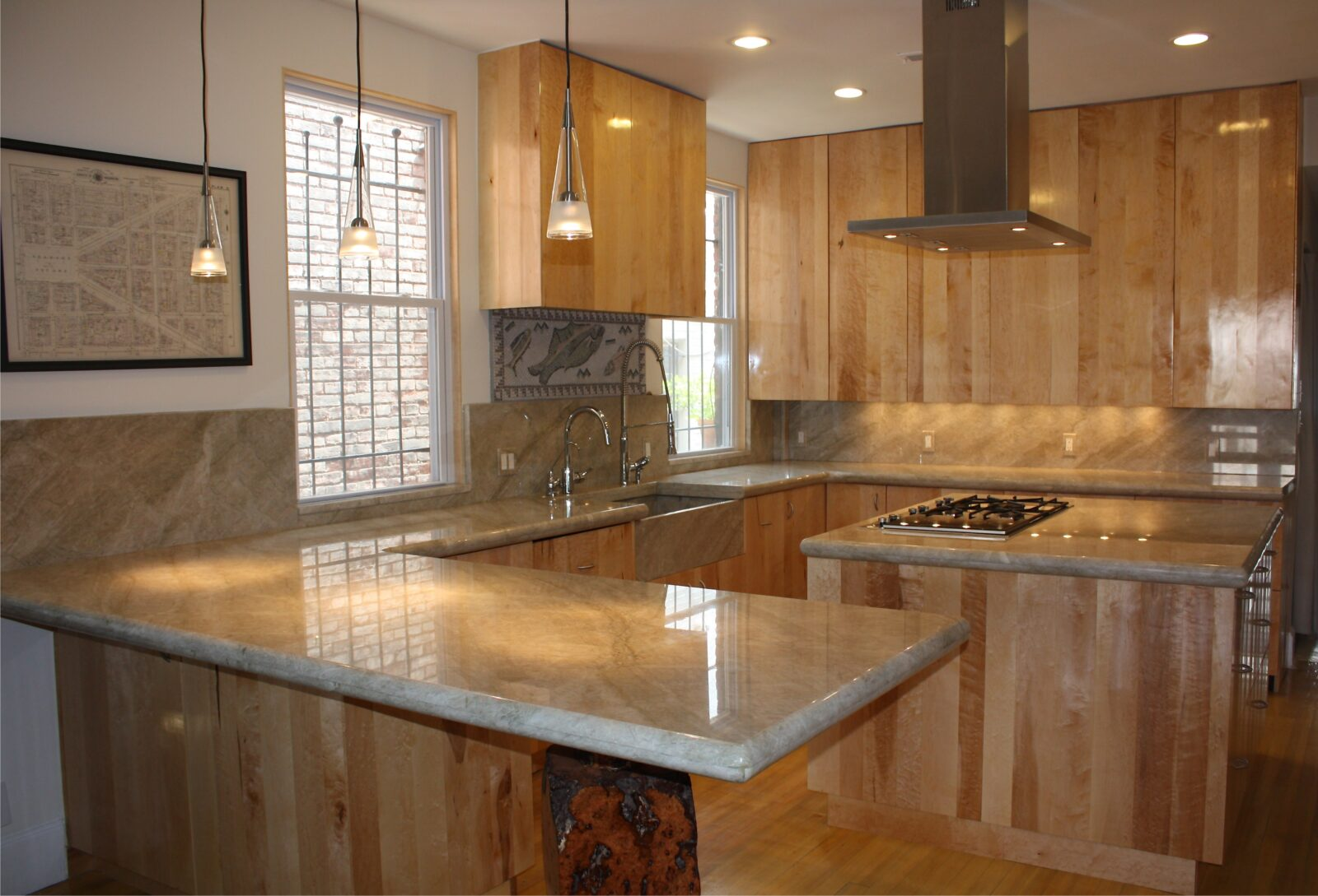 Countertop Options For Kitchens : Kitchen Cabinets Phoenix Refinishing Bravo Resurfacing