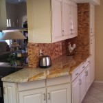 after- kitchen cabinet